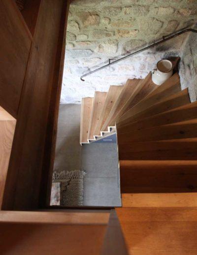 gite pitchon buron cap combattut escalier